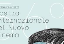 Manifesto Mostra int nuovo cinema Pesaro