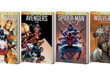 marvel must have