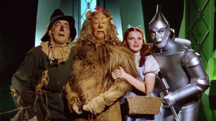 Il mago di Oz cast