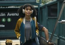 Yara Shahidi peter pan & Wendy