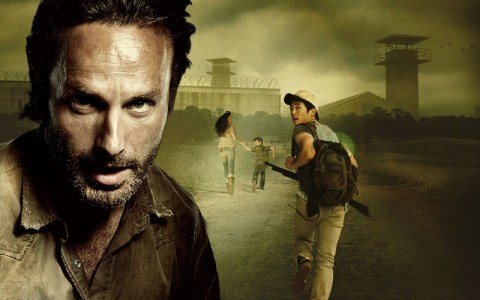 The-walking-dead-andrew-lincoln-rick-grimes-chandler-riggs