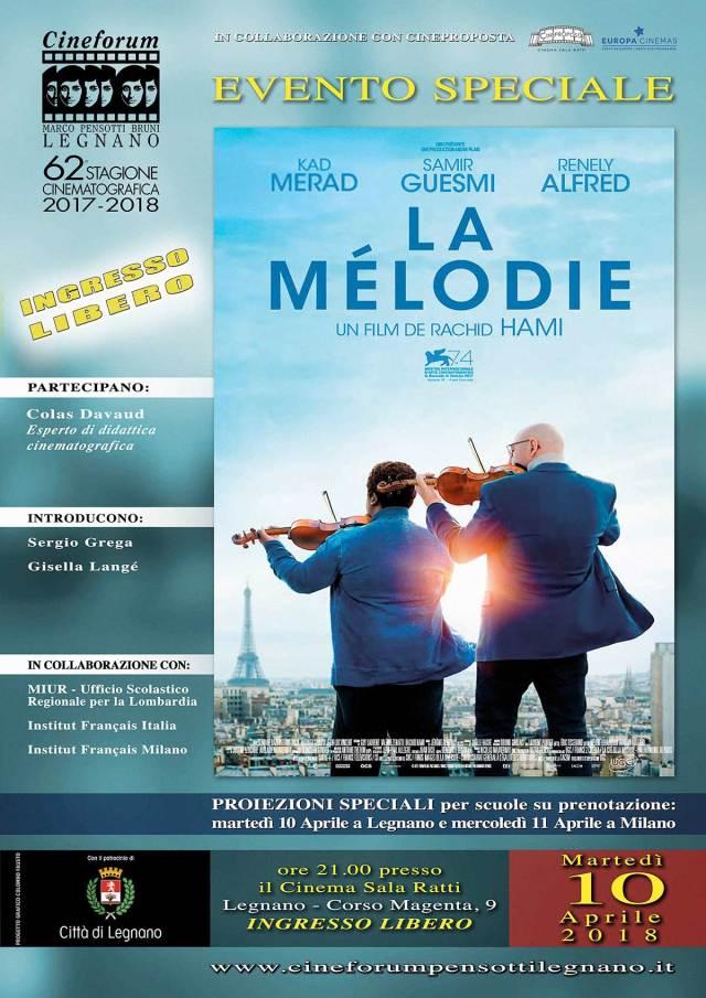 La mélodie - 2018