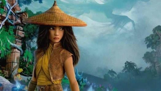 Raya and the Last Dragon: il poster ufficiale del nuovo ...