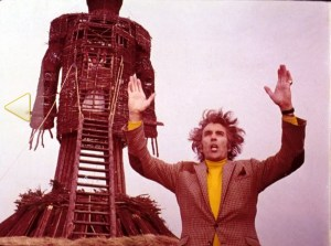 CLEE wickerman