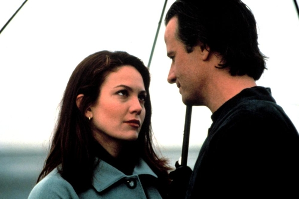 KNIGHT MOVES, Diane Lane, Christopher Lambert, 1992
