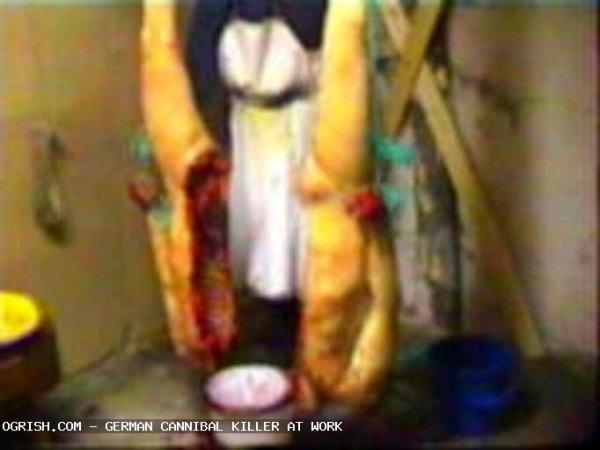 armin meiwes kannibál német emberhús videó kép eredeti