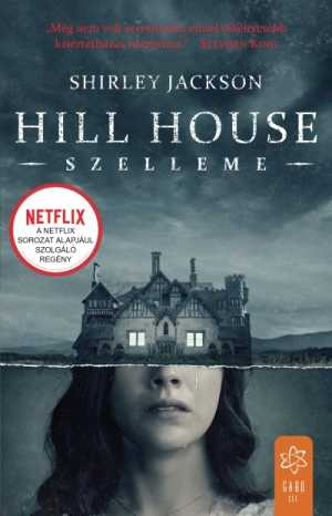 Hill House szelleme cover