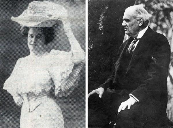 Mágnás Elza és Max Schmidt