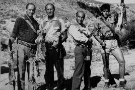 """""""La caza"""" (Carlos Saura, 1965)"""