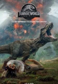 Jurassic World : Fallen Kingdom - Affiche