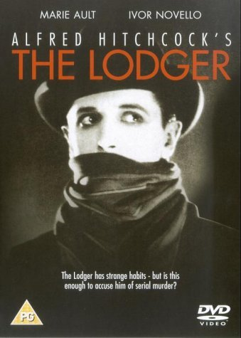 The Lodger A Story of the London Fog by Alfred HitchCock