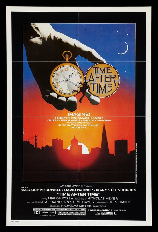 Time after Time Thriller Movie