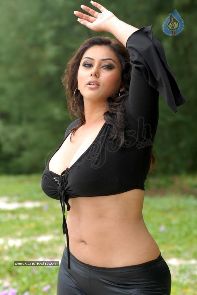 Actress Namitha Nude Images