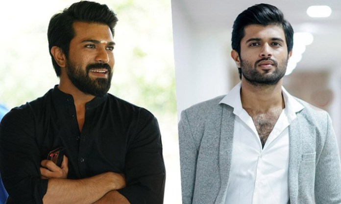 Vijay Deverakonda Nothing Before Charan