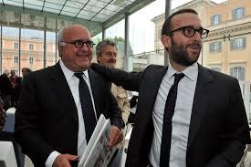 Giuseppe e Claudio Cerasa