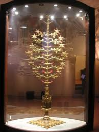 The Tree of Gold in Lucignano