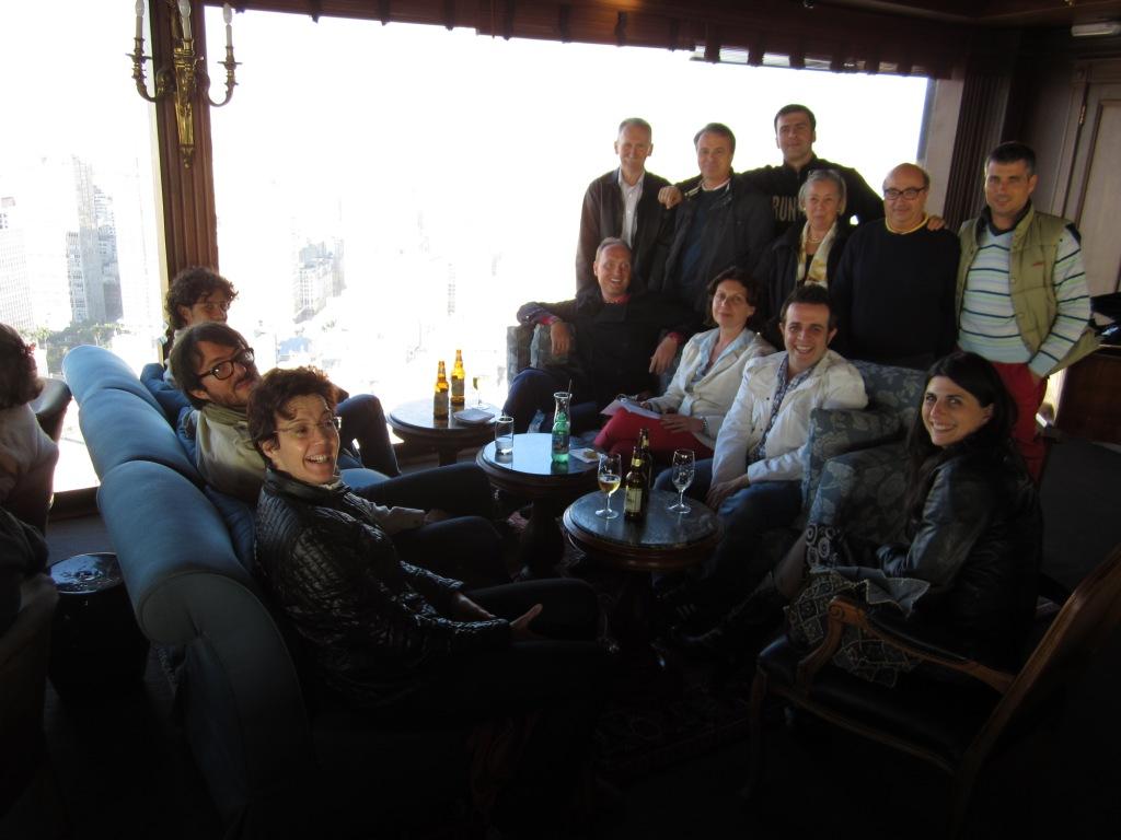 Brunello wine producers at Terrazza Italia