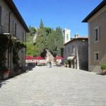Castiglion del Bosco borgo
