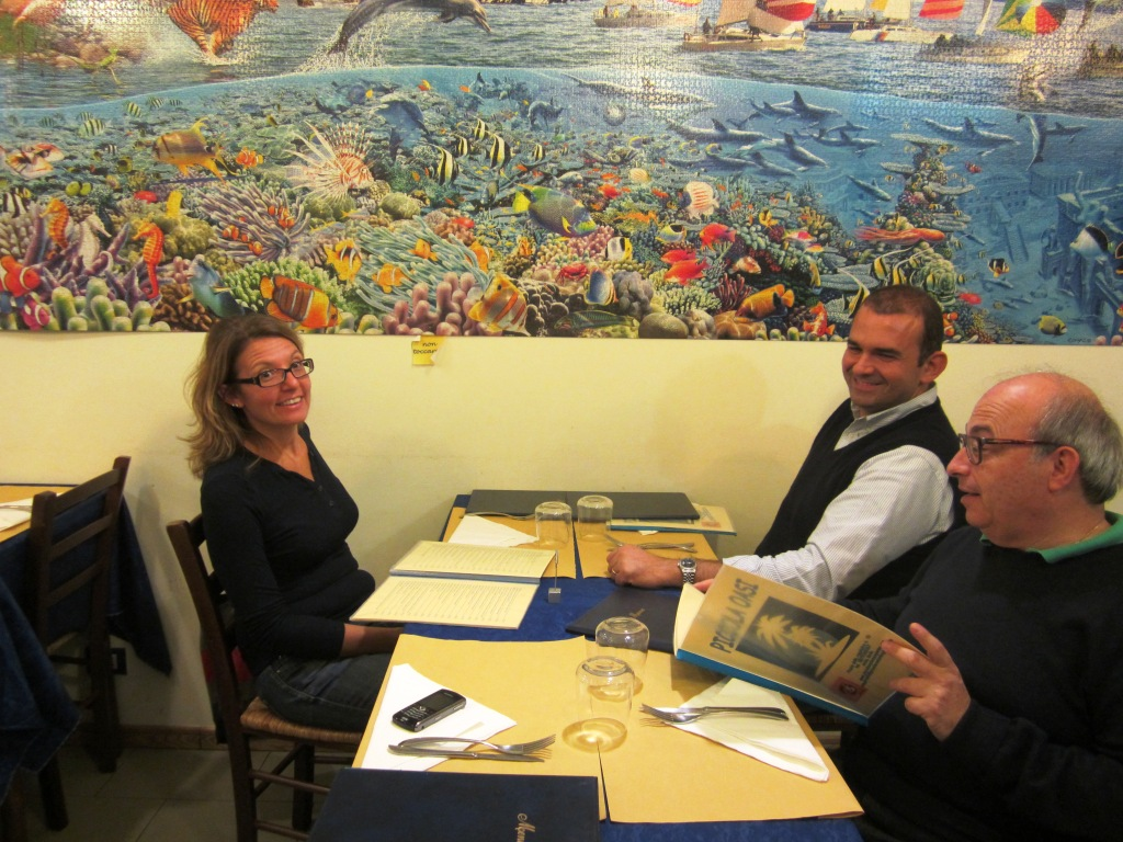 Chiara e Luca Mittica, Carlo Gardini