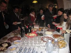 Villa Le Prata festa di Natale