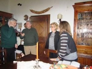 Diego e Nora Molinari Con C. Ciacci e R. Lambardi