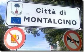 Montalcino, segnale antibirra
