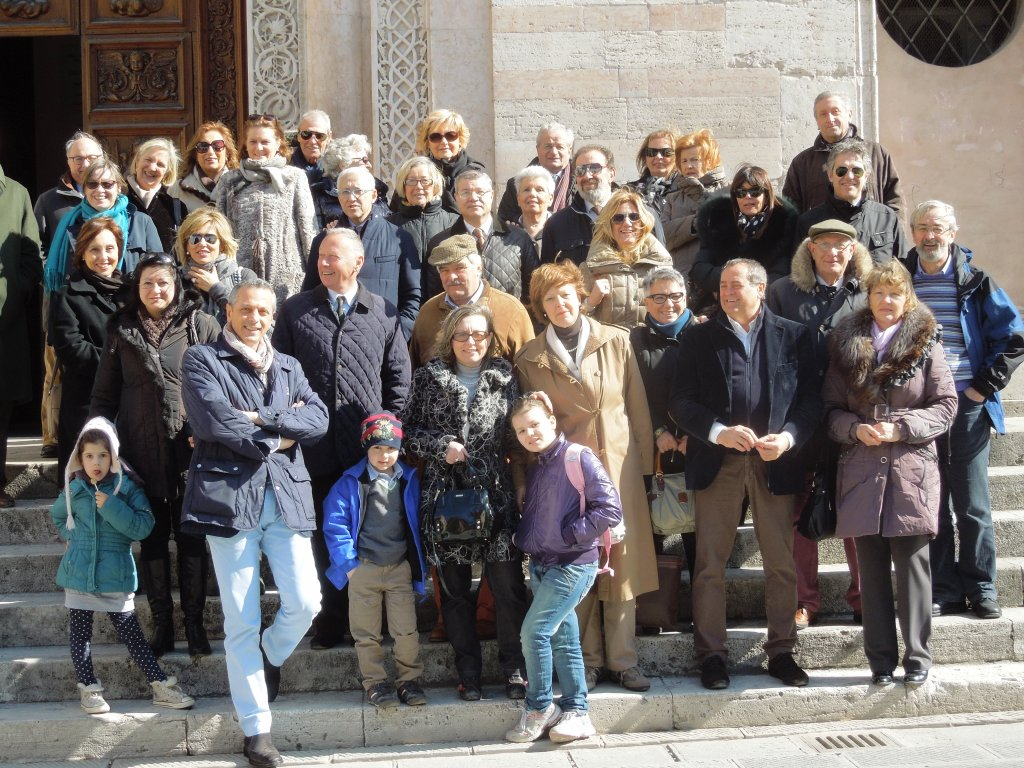 Lions Club Montalcino La Fortezza and Foligno
