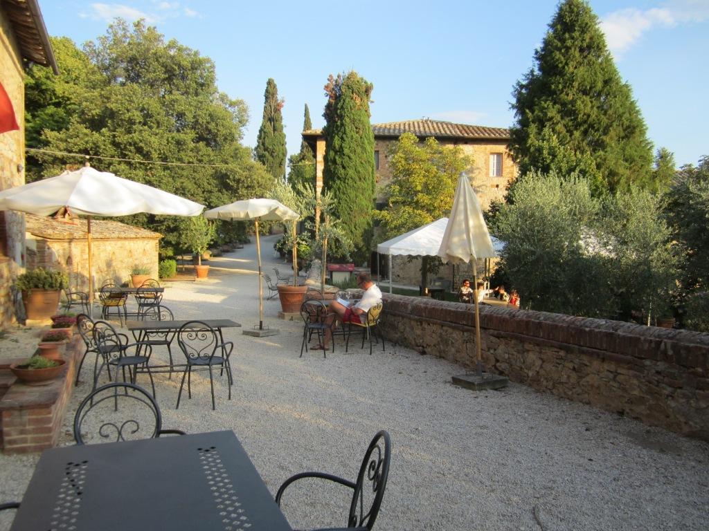 Agriturismo in Toscana - Fattoria del Colle - Crete Senesi e Val dOrcia Siena - Appartamenti ville e camere