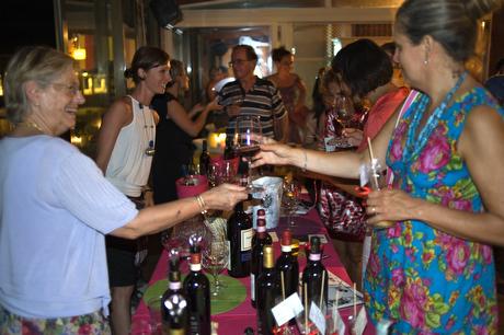 Le Donne del vino in azione