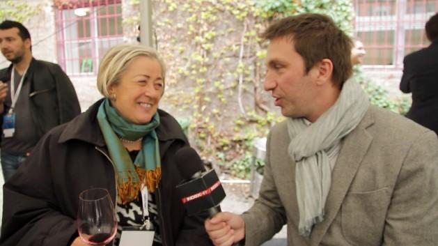 Zagreb Wine Gourmet weekend Donatella-Cinelli-video-