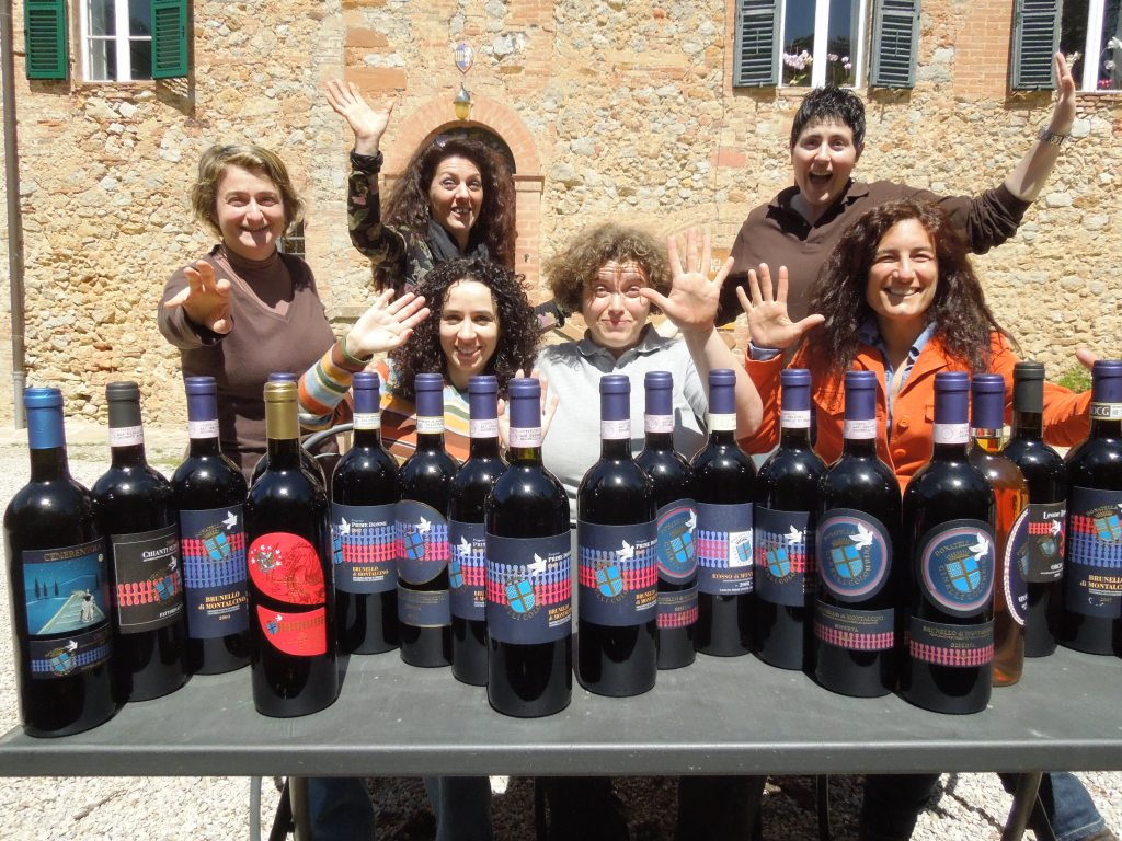 Cantine aperte 2012 Brunello e altri vini di Donatella Cinelli Colombini