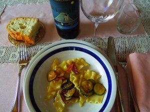 Speck-di-bufala-carbonara-con-zucchine