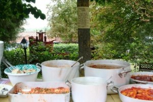 Buffet contadino - farmhouse in Tuscany