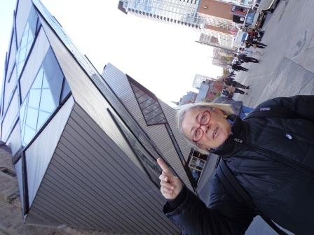 Toronto Donatella al Royal Ontario Museum