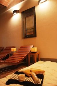 Relaxation room Fattoria Del Colle