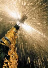 Uncorking Champagne