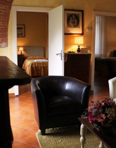 Fattoria del Colle - Farmhouse in Tuscany - Apartment Limonaia