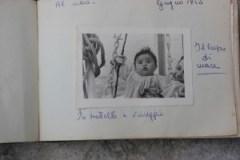 Donatella Cinelli Colombini when she was 1