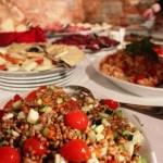 Matrimonio in cantina aperitivi Fattoria del Colle