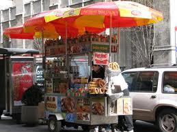 New York cibo di strada