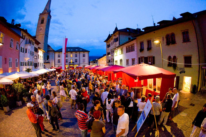 Alto Adige assaggio in piazza