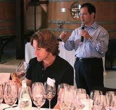 Master Sommelier a lavoro