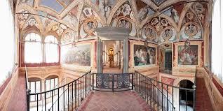 Monte Oliveto Maggiore Convento