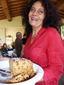 Ciaramiglia in mano a Lorena Milani