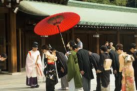 Giappone come salutare