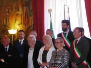 Donatella Cinelli Colombini insignita dell'Onorificenza di Cavaliere della Repubblica