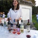 Musica negli Horti 2014 degustazione vini Orcia
