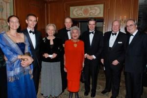 American-Friends-Baroness Philippine de Rothschild