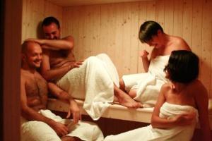 Fattoria del Colle Sauna
