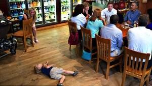 Bambini che urlano al ristorante